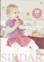 Sirdar Book 497- Sirdar Snuggly Little Party Knits